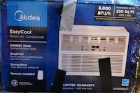 Window Air Conditioner 6,000 BTU
