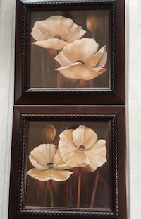 Small flower print picture frames London, N5X 3X6