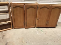 brown wooden cabinet with drawer Palmdale, 93550