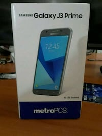 Samsung Galaxy J3 Prime box Norcross, 30071