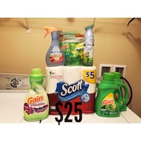 Gain Detergent bundle Apopka, 32712