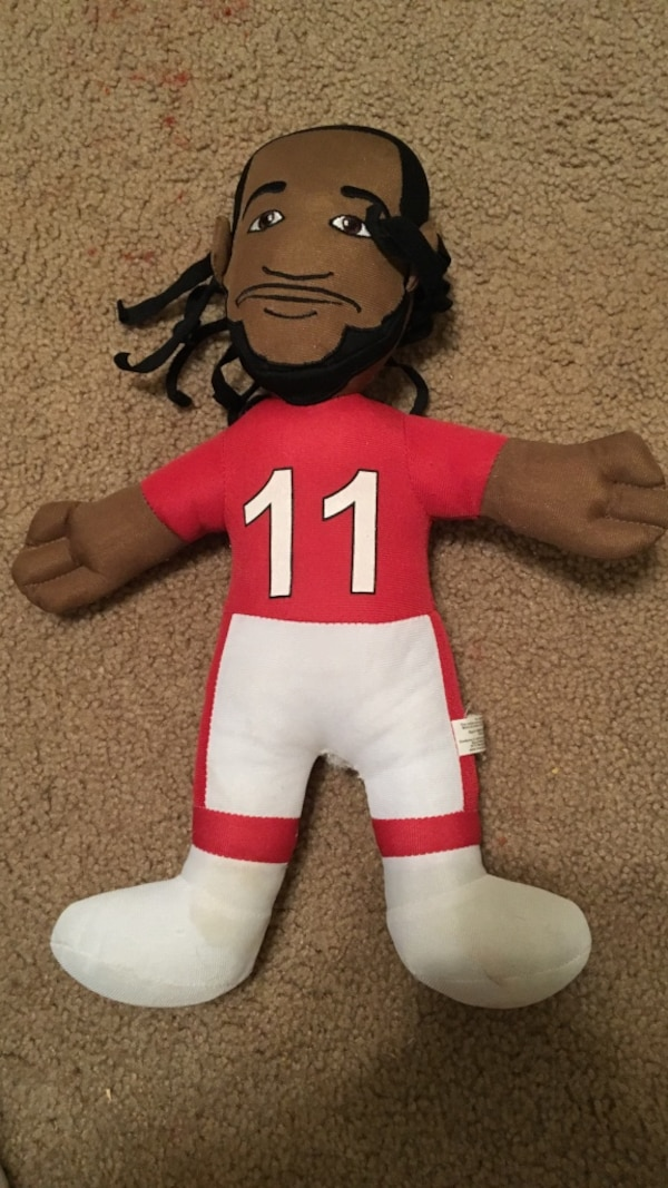 8500a276d77 Used Larry Fitzgerald plush for sale in Yuma - letgo