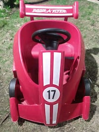 Radio Flyer Grow with Me Racer
