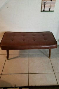 Bench, Leather Fort Myers, 33901