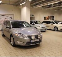 Ford - mondeo - 2009 Stockholm, 163 73
