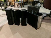 Home theater speakers 5.1 Vaughan, L4L 8X9