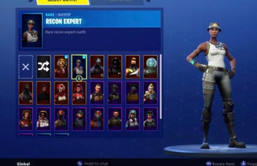 Fortnite Recon Expert Account For Sale Fortnite Free 2018 Pve