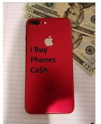 Product Red iPhone 7 plus 44707