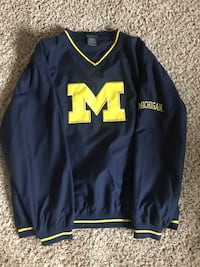 Like new Large Michigan pull over Grand Blanc, 48439