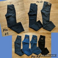 Boy's Jeans - Priced to Go!!!! Devon