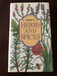 Book of herbs and spices