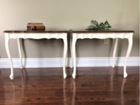 FRENCH COUNTRY SIDE TABLES / BEDSIDE TABLES 536 km