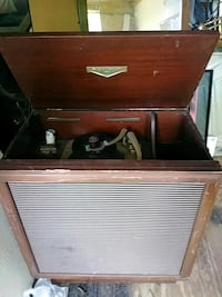 Old phonograph McConnells, 29726