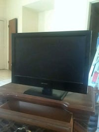 black flat screen computer  TV and monitor  Baton Rouge, 70810