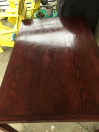 Solid wood table Guelph, N1H 5G4
