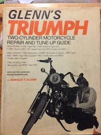 Motorcycle manuals  Greater Napanee