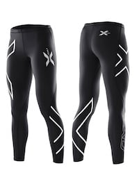 Ubrukt 2xu tights for dame str.M Holmestrand, 3080