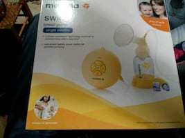 Medea swing single electric  breast  pump