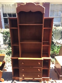 Solid maple book shelves  Columbia, 29212
