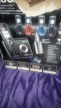 Cordless home phones