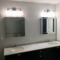 Beveled mirrors - 2 available  Oakville, L6M 0K7