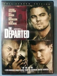 The Departed dvd Glen Burnie