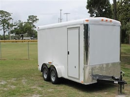 I have a new 2014 Bendron enclosed trailer for sale