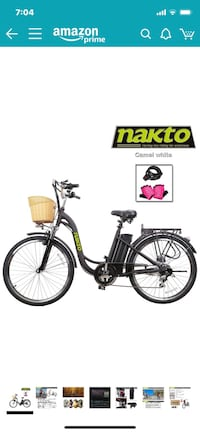 Natco Electric Bicycle Newton, 02461