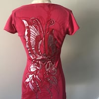 Ed Hardy By Christian Audigier - Bought In Miami - Size Small Toronto