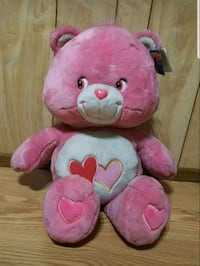Big talking Care Bear  Cadillac, 49601