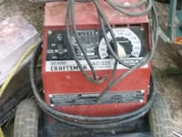 red and black Lincoln Electric welding machine Dallas, 30132