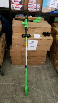 18 volt 2 in 1 pole saw hedge trimmer 538 km