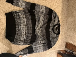Hurley sweater size XL
