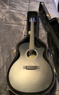 Martin Electric acoustic