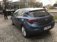 Opel - Astra - 2016 Istanbul