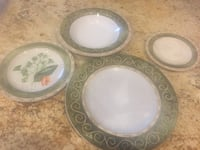 Dishes set with serving platter and bowl Phoenix, 85029