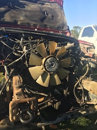 1999 Ford 7.3 engine