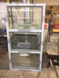 white and black commercial refrigerator Grimsby, L3M