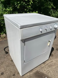 Frigidaire white smaller dryer Cambridge, N1R 2H9