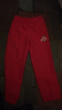 Ohio State pants (joggers/red) Columbus, 43209