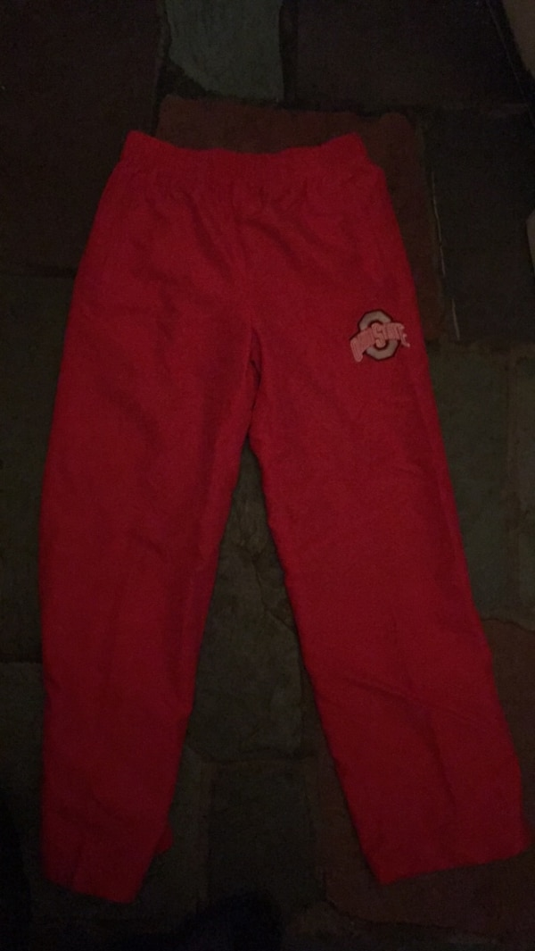 Ohio State pants (joggers/red)