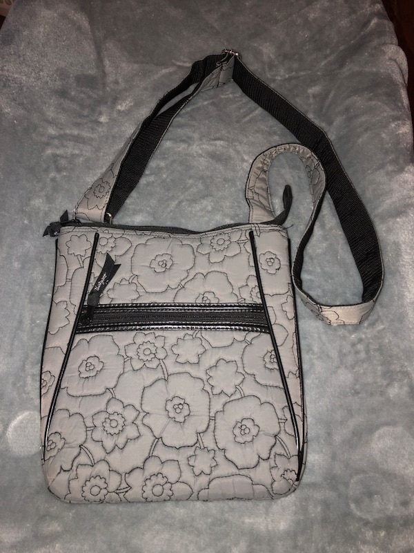 Used Gray and black thirty one Crossbody purse for sale in Covington ... b7e6799b19