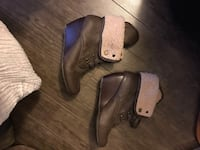 Women wedge boots  Ottawa, K2P 0L6