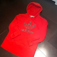 Adidas red seater  Vancouver, V6B 1A6