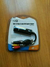 Capturador de VIDEO AUDIO x USB. NUEVO Madrid, 28015