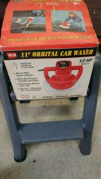 red and black Craftsman air compressor box Glen Burnie, 21061