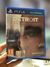 Detroit Become Human PS4 Giarre, 95014