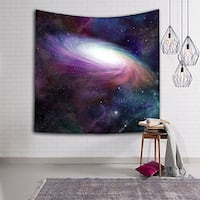Stars Tapestry Wall Hanging Starry Sky Tapestry Galaxy Night Sky Full of Stars Wall Tapestry Forest Starry Mandala Tapestry Popular Tapestry Psychedelic Wall Art Durham, 27704