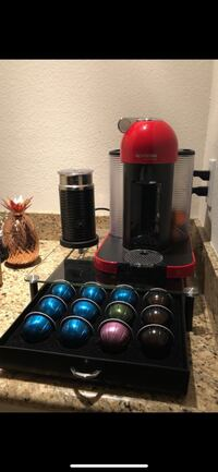 Black and red coffee maker Marina Del Rey, 90292