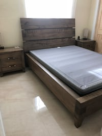 New condition QUEEN bedroom set Miami, 33145